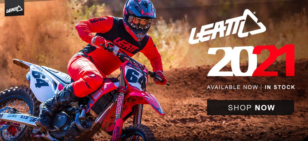 2021 Leatt MX Kit - Available to Order NOW at Dirtbikexpress!!