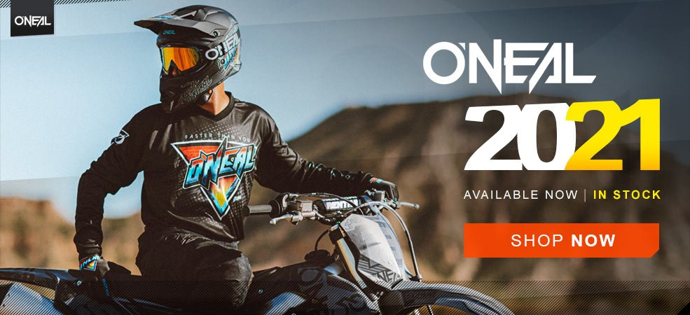2021 ONeal Kit - Available to Order NOW at Dirtbikexpress!!