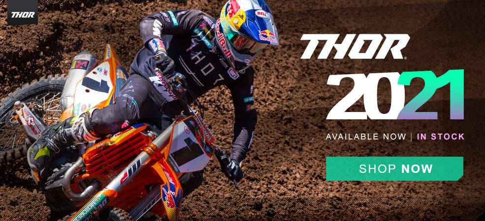 2021 Thor Kit - Available to Order NOW at Dirtbikexpress!!