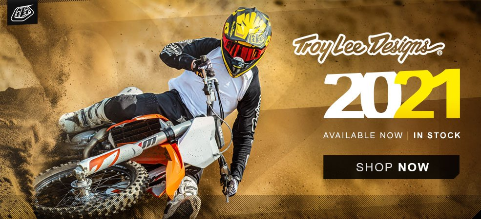 2021 Troy Lee Designs MX Kit - Available to Order NOW at Dirtbikexpress!!