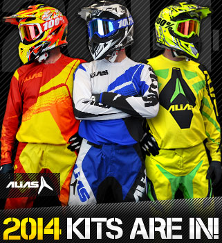 2014 Alias Motocross Kit
