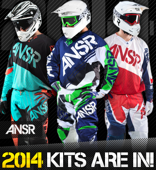 2014 Answer Racing Motocross Kit