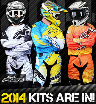2014 Alpinestars Motocross Kit