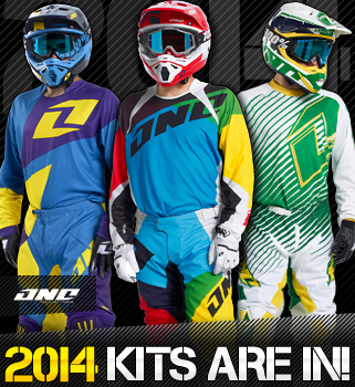 2014.1 One Industries Motocross Kit Available Now!
