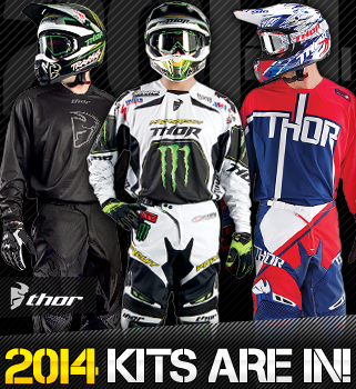 2014 Thor Motocross Kit