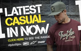 Get your hands on the Latest Motocross Casual Wear Clothing HERE!