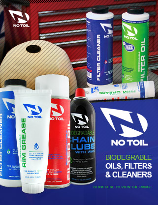 NoToil Air Filters Oils Cleaners at Dirtbikexpress