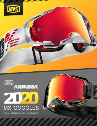 100 Percent Latest Motocross Goggle Range IN STOCK! at Dirtbikexpress