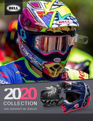 Bell 2020 Moto Collection IN STOCK! at Dirtbikexpress