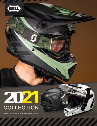 Bell 2021 Moto Collection Available NOW at Dirtbikexpress