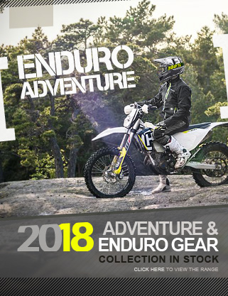 2018 Enduro & Adventure Gear and Kit IN STOCK