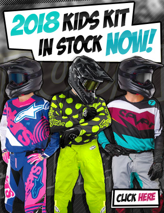 2018 Kids and Youth Motocross Kit