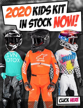 Kids and Youth Motocross Kit