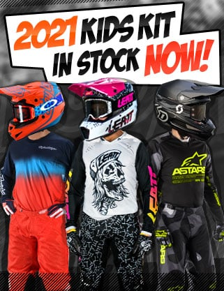Click Here for the Latest 2021 kids Motocross Gear