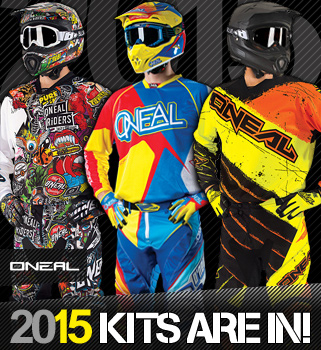 2015 ONeal Motocross Kit