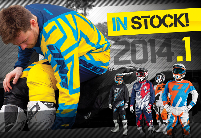 One Industries 2014.1 Range - Available Now at Dirtbikexpress!