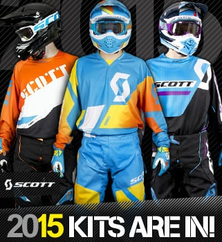 2015 Scott Motocross Kit