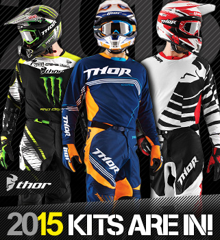 2015 Thor Racing Motocross Kit