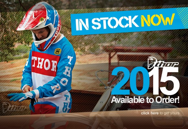 2015 Thor Motocross Kit