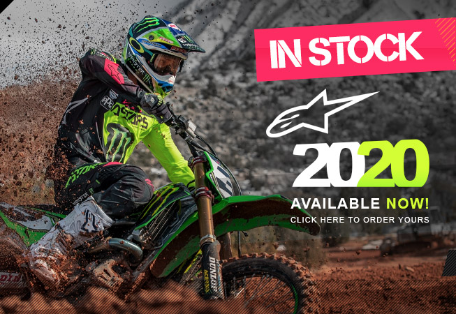 Alpinestars 2020 Kit IN STOCK NOW at Dirtbikexpress!