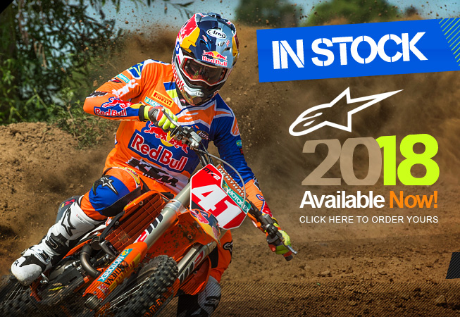 2018 Alpinestars Kit IN NOW at Dirtbikexpress!