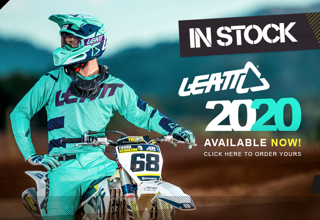 2020 Leatt Kit IN STOCK NOW at Dirtbikexpress!