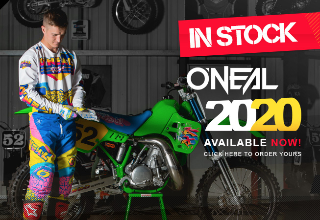 ONeal 2020 Kit IN STOCK NOW at Dirtbikexpress!