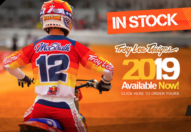 2019 Troy Lee Designs Kit IN NOW at Dirtbikexpress!
