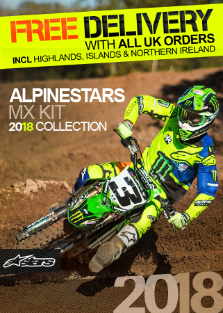 2018 Alpinestars Motocross Kit