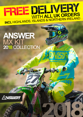 2018 Answer Racing Motocross Kit
