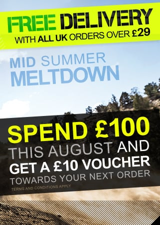 Spend £ 100 and GET £ OFF YOUR NEXT ORDER WITH US!