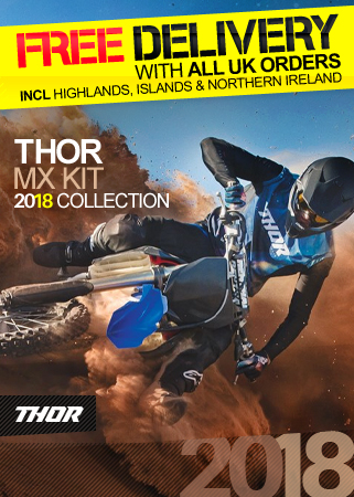2018 Thor Motocross Kit