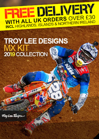 2019 Troy Lee Designs Motocross Kit