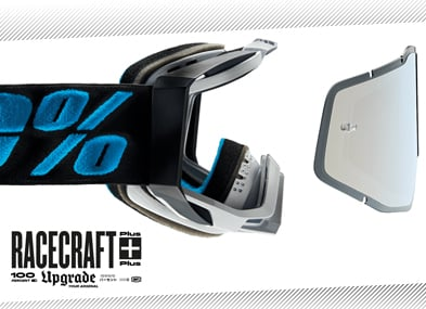 100% Racecraft Motocross Goggle