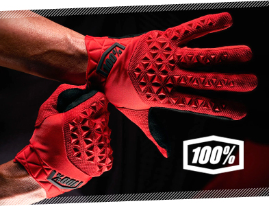 100% Motocross MX Gloves range