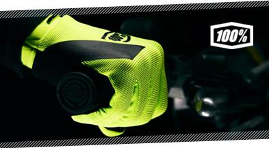 100% Motocross MX Glove range