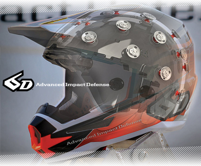 6D Motocross Helmets - Because you race!