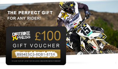 Dirtbikexpress eGift Voucher