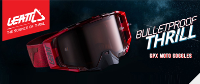 Leatt MX 6.5 Goggles