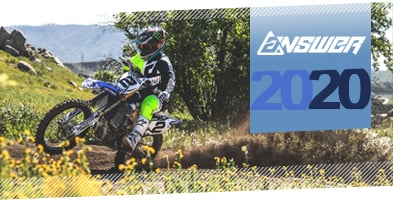 2020 Answer Motocross MX Kit range