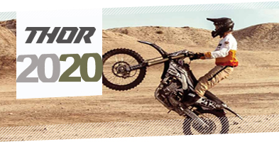2020 Thor Motocross MX Kit range