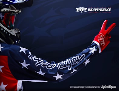 Troy Lee Designs GP Kit at Dirtbikexpress