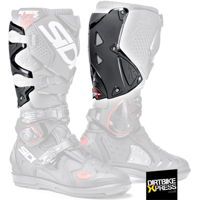 Sidi Crossfire2 Motocross Boot Upper Rear Section