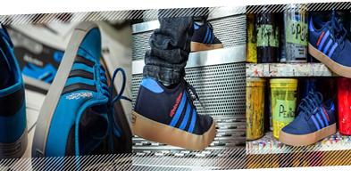 Troy Lee Designs X Adidas Seeley Cyan