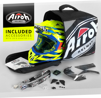Airoh Aviator 2.2 Helmet Accessories