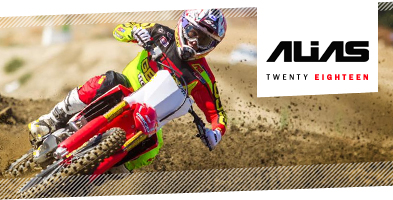 2018 Alias Motocross Kit Range