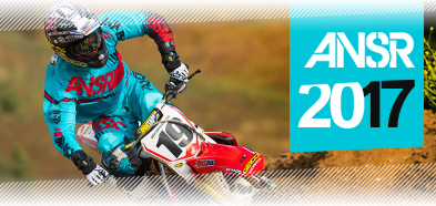 2017 Answer Motocross Kids MX Glove range