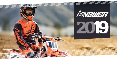 2019 Answer Motocross MX Kit range