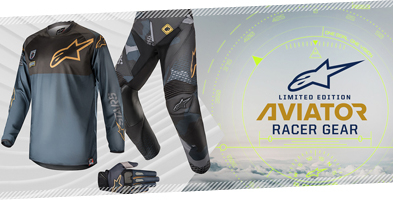 2018 Alpinestars Motocross MX Kit range