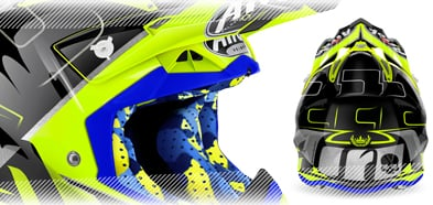 Airoh Aviator 2.2 TC17 Cairoli Helmet Features